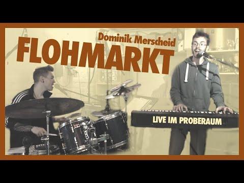 Flohmarkt (live im Proberaum) ♫ Musik für die ganze Familie ♫ Lieder für Kinder auf Deutsch