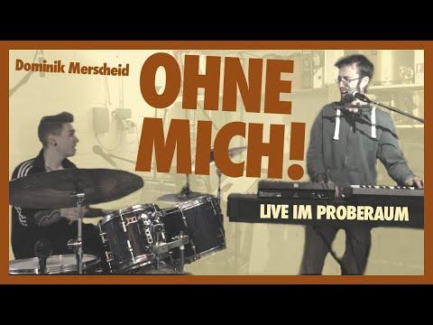 Ohne mich! (live im Proberaum) ♫ Musik für die ganze Familie ♫ Lieder für Kinder auf Deutsch